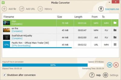 IceCream Media Converter 1.56