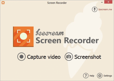 IceCream Screen Recorder 5.89