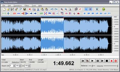 Easy Audio Editor 8.3.4