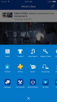 PlayStation App 18.09.0