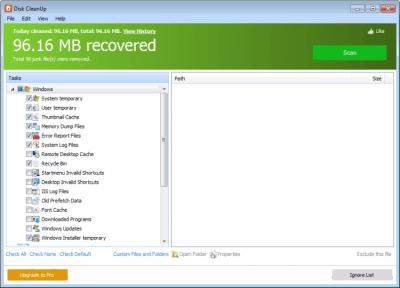 Disk Cleaner 5.0.1.157