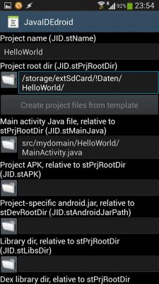 JavaIDEdroid 2.10.1