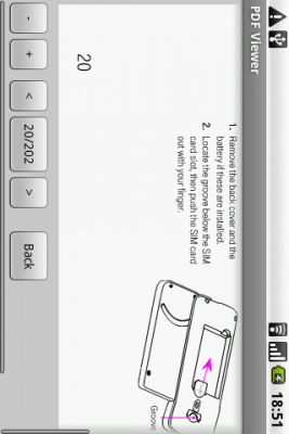 Android PDF Viewer 1.0.1