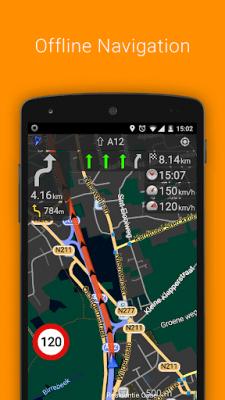 OsmAnd Карты и навигация 3.2.2