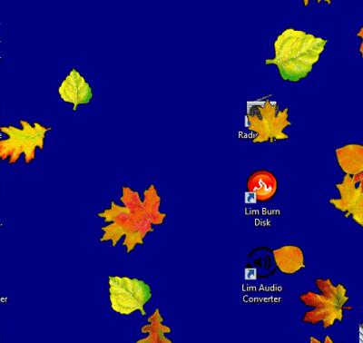 Осень на Рабочий стол 1.0