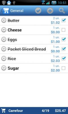 Pocket Shopping Lite 3.0