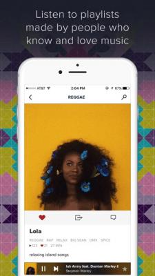 8tracks playlist radio - Free music app 3.3.63