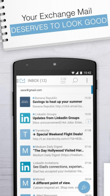 Email Exchange + by Mailwise 3.5.1