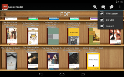 EBook Reader & PDF Reader 1.6.3.2