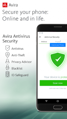 Avira Antivirus Security 5.4.1