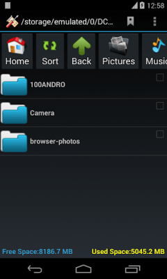 SD Card Manager