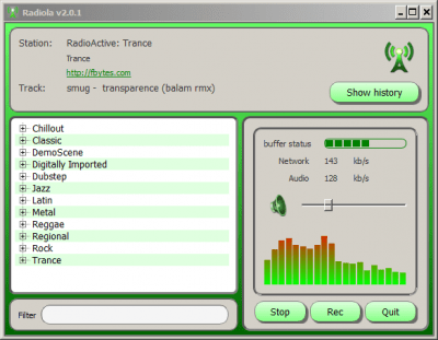 Radiola 2.0.3