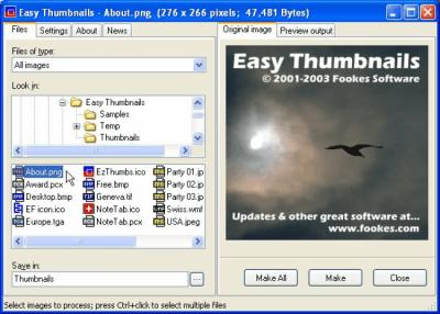 Easy Thumbnails 3.0