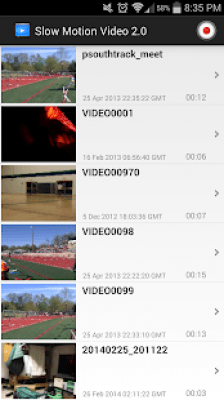 Замедленное видео 2.0