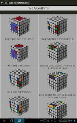 Кубик Рубика Алгоритмы и Более 2.8.2