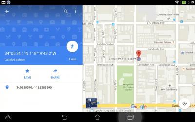 Simple GPS Coordinate Display 36