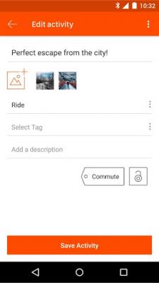 Strava Бег и велоспорт – GPS 68.0.0