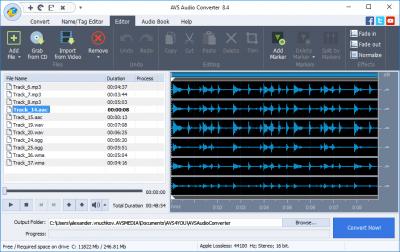 AVS Audio Converter 8.5.1.584