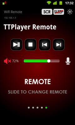 WiFi Remote 1.2.73