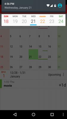 New Calendar 1.0.125