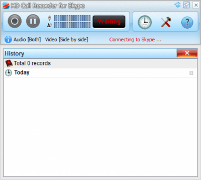 HD Call Recorder for Skype 6.8.87