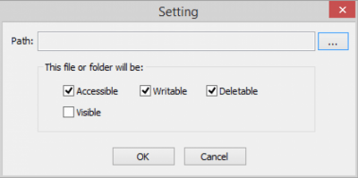 Easy File Locker 2.2