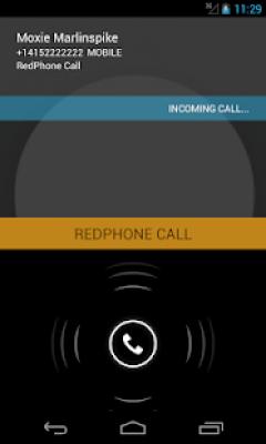 RedPhone Private Calls 2.0