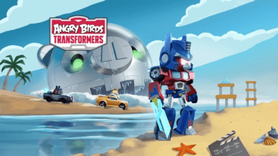 Angry Birds Transformers 1.37.1