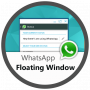 Скачать WhatsApp in Floating Window