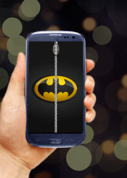 Batman Zipper Lock Screen 1.1