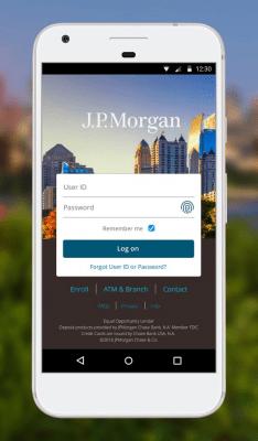 J.P. Morgan Mobile 3.45