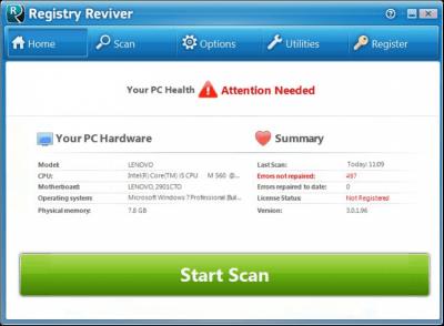 Registry Reviver 4.19.6.6