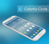 Скачать Circle Solo Launcher Theme