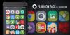 Скачать FLUI Free Icon Pack
