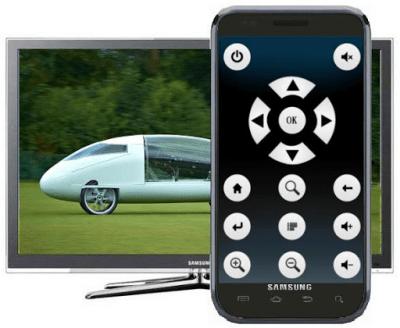 Мобильное ТВ пульт дистанционн 1.3