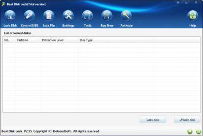 Best Disk Lock 2.63