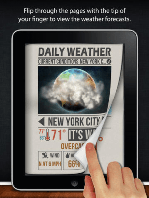 Daily Weather HD 1.2
