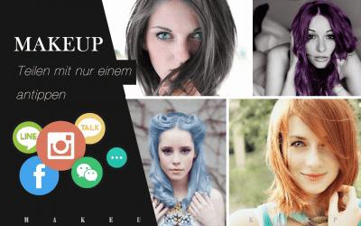 Makeup - Цвет волос и глаз 2.0.1