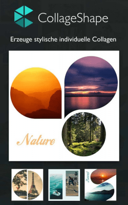 Collage Shape - Коллажи 1.1.4