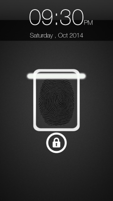 Fingerprint Screen Lock Prank 3.3