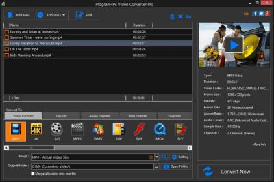 Video Converter Pro 9.8.4