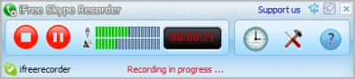 iFree Skype Recorder 7.0.37