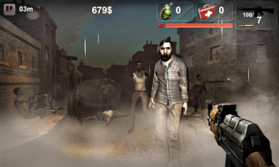 Зомби апокалипсис игра шутер 3.04