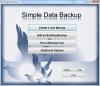 Скачать Simple Data Backup