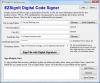 Скачать EZSignIt Digital Code Signer