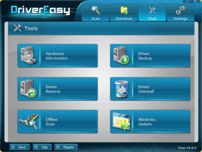 DriverEasy 5.6.5 Build 9698