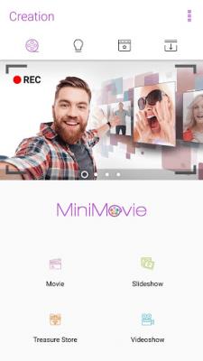 Редактор слайдшоу MiniMovie 4.0.0.15_170922