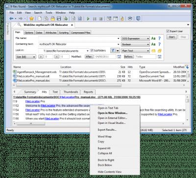 FileLocator Pro 8 (build 2840)