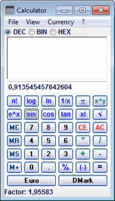 Alternate Calculator 3.210