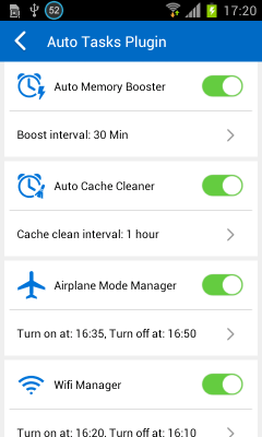 Auto Tasks Plugin 1.8